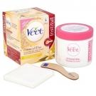 Cire orientale Huiles Essentielles Vanille, Veet - Accessoires - Cire, crème dépilatoire, bandes de cire