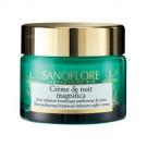 Crème de nuit magnifica - Soin infusion botanique, Sanoflore - Soin du visage - Crème de nuit