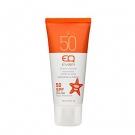 Crème Solaire Bio SPF 50 Evoa, EQ - Soin du visage - Ecran solaire