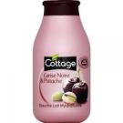Douche Lait Hydratante Cerise Noire et Pistache, Cottage - Soin du corps - Gel douche / bain