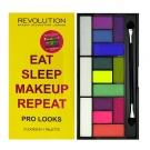 Pro Looks Palette - EatSleepMakeupRepeat, Makeup Revolution - Maquillage - Palette et kit de maquillage