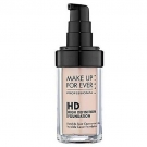 Fond de Teint HD - Fond de Teint Couvrance Invisible, Make Up For Ever