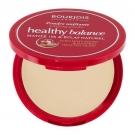 Healthy Balance - Poudre Compacte Unifiante, Bourjois - Maquillage - Poudre