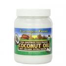 Huile de coco, Carrington farms - Cheveux - Huile
