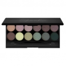 I-Divine Palette Garden of Eden, Sleek MakeUP - Maquillage - Palette et kit de maquillage