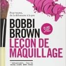 Leçon de maquillage avec Bobbi Brown, Marabout - Accessoires - Livres sur la beauté