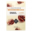 0.2 Air Therapy - Snail - Smoothening & Firming, Etude House - Soin du visage - Masque