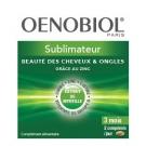 Oenobiol Sublimateur Fortifiant Capillaire, Oenobiol - Cheveux - Complément alimentaire cheveux et ongles
