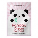 Panda's Dream Eye Patch - Patchs contour des yeux anti-cernes & décongestionnant, Tonymoly - Soin du visage - Masque