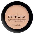 Poudre Compacte matifiante 8h, Sephora - Maquillage - Poudre