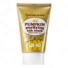 Pumpkin Gold Peel Off Mask - Masque visage peel-off, Too Cool for School