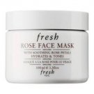 Rose Face Mask - Masque à la rose pour le visage, Fresh
