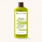 3 En 1 - Shampooing Démêlage, Brillance, Tenue - Soin Végétal Capillaire, YVES ROCHER - Cheveux - Shampoing