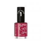 Vernis Super Gel, Rimmel london - Ongles - Vernis