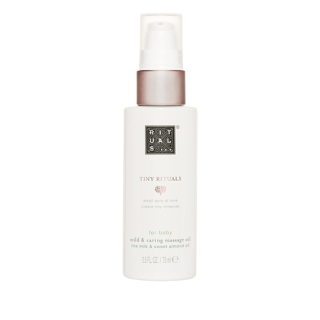 Tiny Rituals Baby Massage Oil, Rituals : Team Vanity aime !
