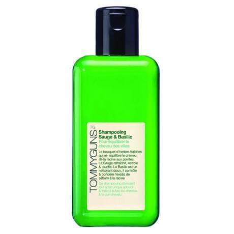 Shampooing Sauge & Basilic, Tommyguns - Infos et avis