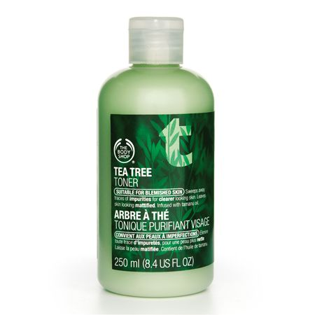 Tonique Purifiant Visage Arbre à Thé, The Body Shop - Infos et avis