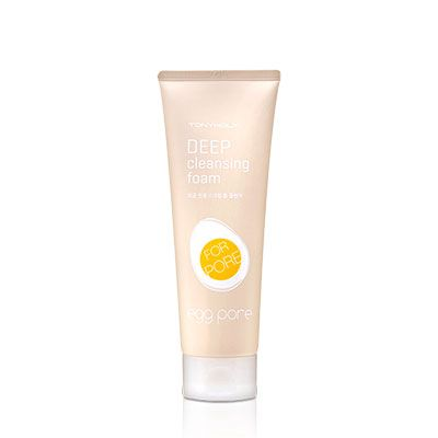 Egg Pore Deep Cleasing Foam, Tonymoly - Infos et avis