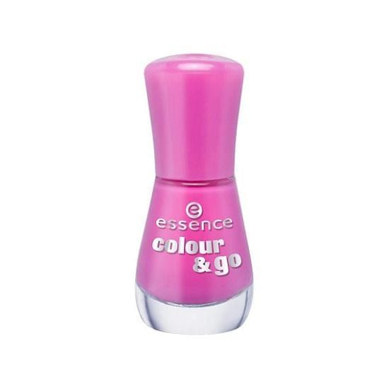 Colour & Go Nail Polish, Essence : Team Vanity aime !