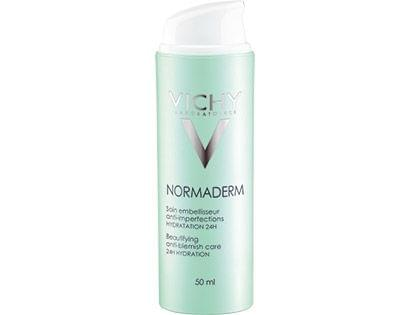 Soin Embelisseur Anti-Imperfections Hydratation 24H Normaderm, Vichy : Team Vanity aime !