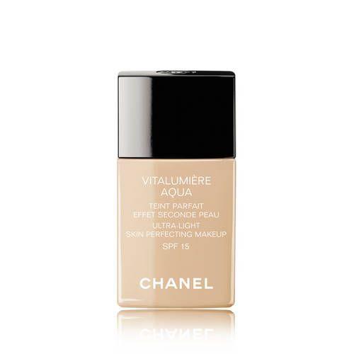 VITALUMIÈRE AQUA - Teint Parfait Effet Seconde Peau SPF15, Chanel - Infos et avis