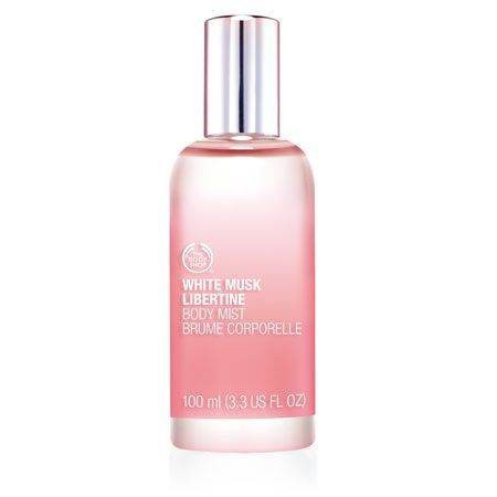 Brume Corporelle White Musk Libertine, The Body Shop - Infos et avis