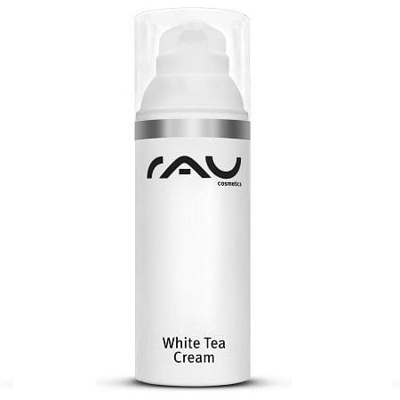 White Tea Cream, Rau Cosmetics : Team Vanity aime !