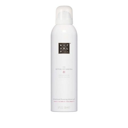The Ritual of Sakura Foaming Shower Gel - Mousse de douche, Rituals : Team Vanity aime !