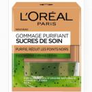 Sucres de Soin Gommage Purifiant, L'Oréal Paris - Soin du visage - Exfoliant / gommage