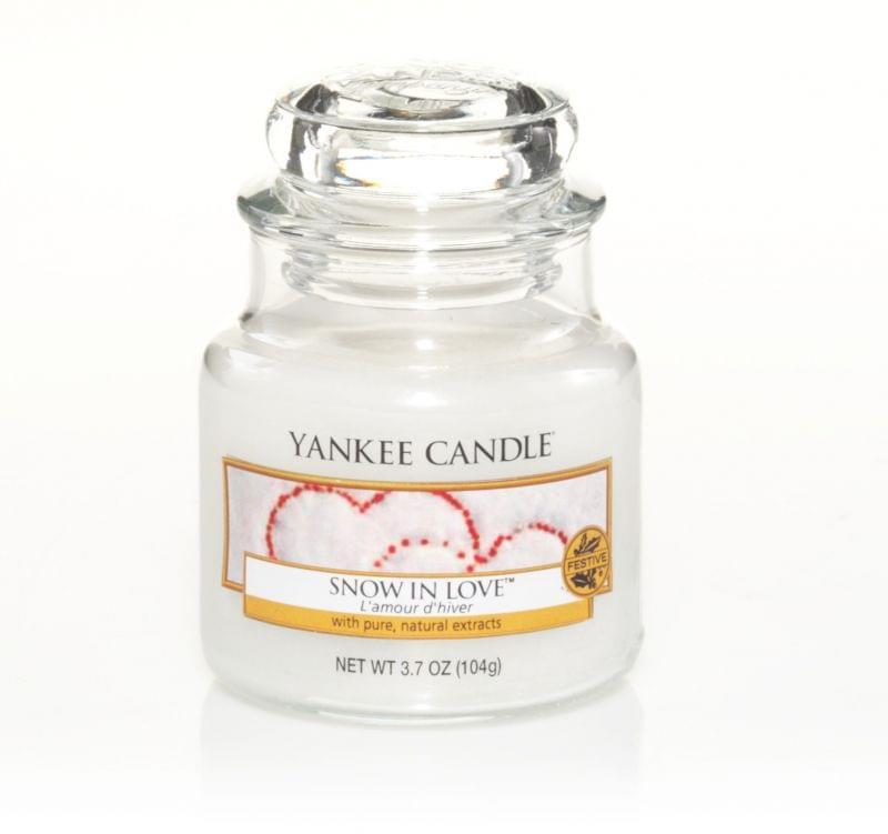 Bougie Parfumée, Yankee Candle : nadia aime !