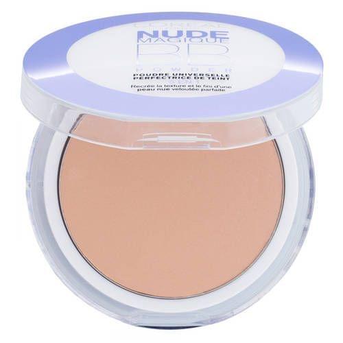 LOréal Paris Nude Magique BB Powder, Medium 9 g: Amazon