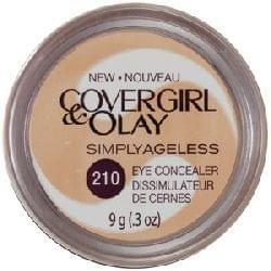 Simply Ageless Eye Concealer, Covergirl & Olay : nadia aime !