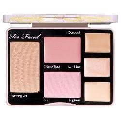 No Makeup Palette - Palette Teint Frais Parfais, Too Faced : nadia aime !