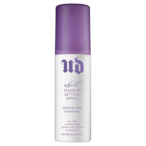 Spray Fixateur de Maquillage - Hydratant et Rafraîchissant Chill, Urban Decay - Infos et avis