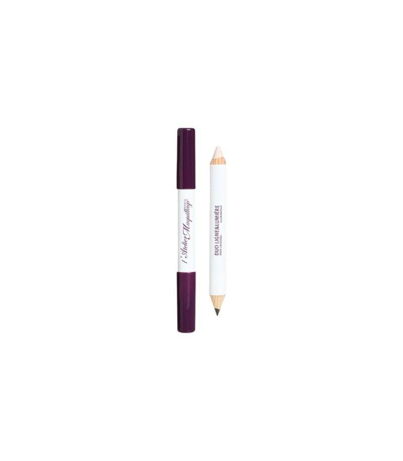 Crayon Duo Ligne et Lumière, L'Atelier Maquillage - Infos et avis