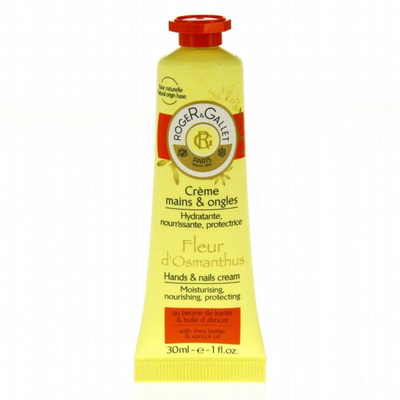 Crème Mains et Ongles, Roger&Gallet : nadia aime !
