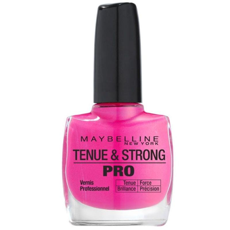 Vernis à Ongles Tenue & Strong Pro, Gemey-Maybelline : nadia aime !