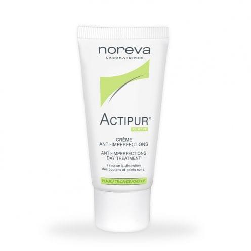 Actipur Crème Anti-imperfections Matifiante, Laboratoires Noreva - Infos et avis
