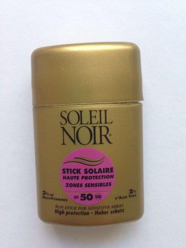 Swatch Stick Solaire Haute Protection SPF 50, Soleil Noir