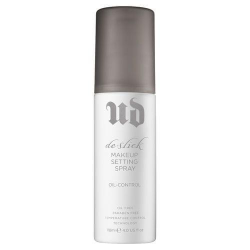 Spray Fixateur de Maquillage - Anti-Brillance De-Slick, Urban Decay - Infos et avis