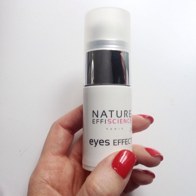 Swatch Eyes Effect Soin Jeunesse Contour des Yeux, Nature EffiScience