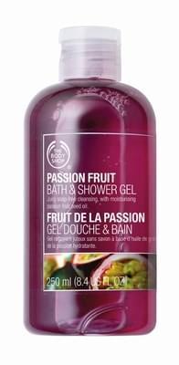 Gel Douche Fruit de la Passion, The Body Shop : nadia aime !