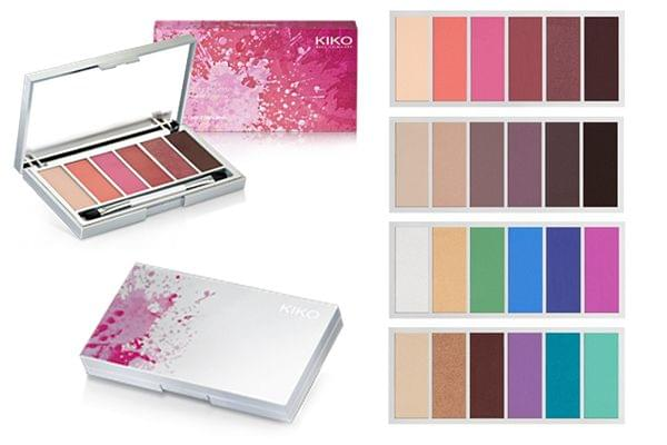 Colour Party Palette, Kiko : nadia aime !
