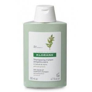 Shampooing au Myrte Antipelliculaire et Antiséborrhéique, Klorane - Infos et avis