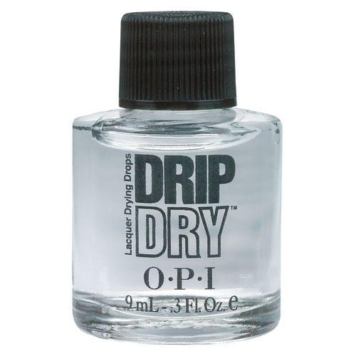 Drip Dry Lacquer, OPI : nadia aime !