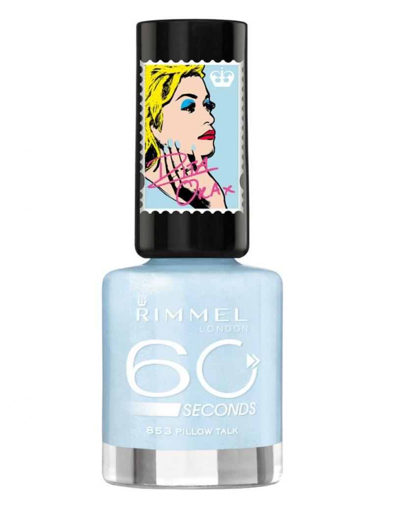 Vernis 60 Seconds by Rita Ora, Rimmel london - Infos et avis