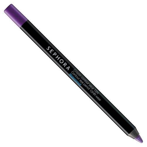 Crayon contour yeux 12H Waterproof, Sephora : nadia aime !