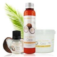 Huile de coco bio, Aroma-Zone : nadia aime !