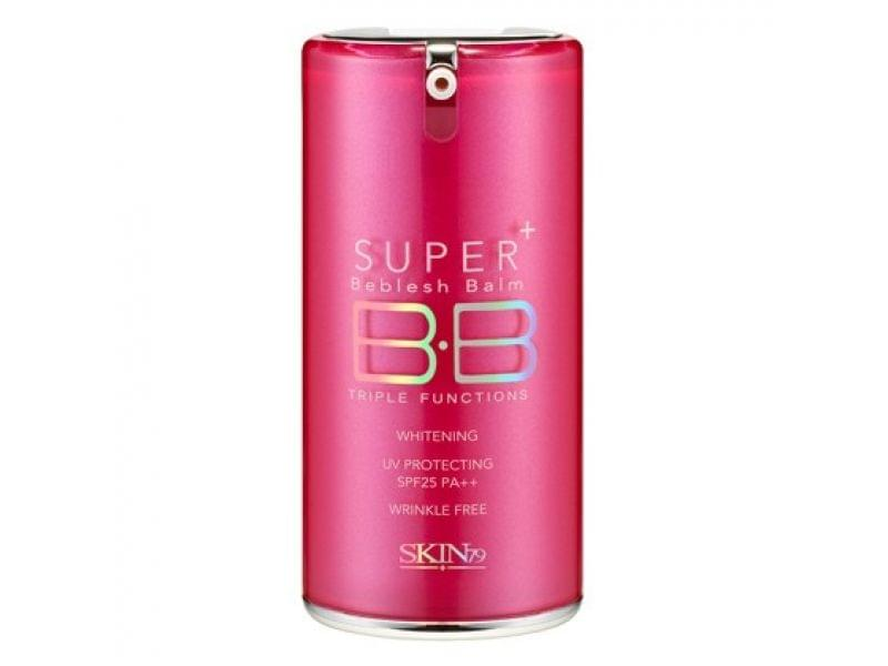 Hot Pink Super Plus Beblesh Balm, Skin79 : nadia aime !