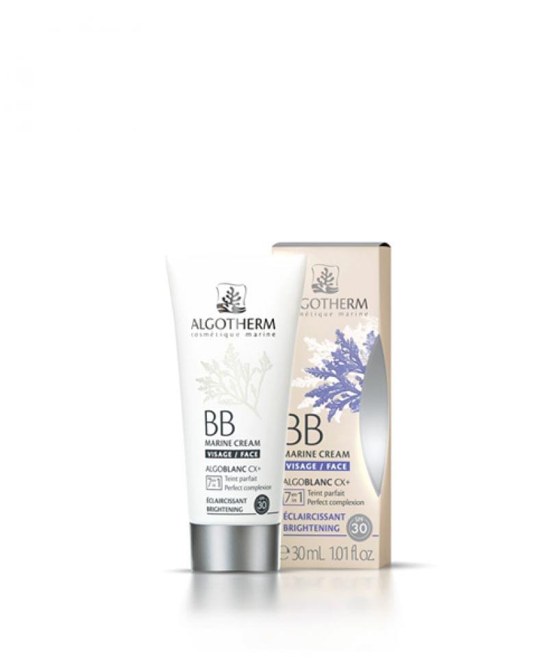 BB Marine Cream Visage  7en 1, Algotherm - Infos et avis